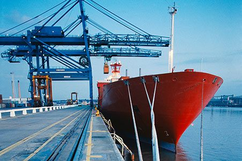船舶和港口