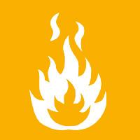 Höhere Brandsicherheit
