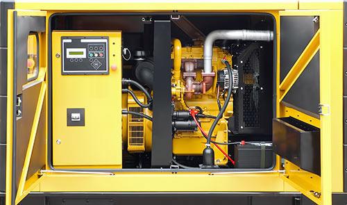 Elektrische Sicherheit für Mobile Stromerzeuger