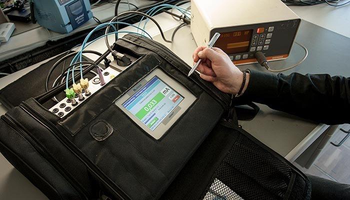 [Translate to chinese:] Test medizinisch-elektrischer Geräte