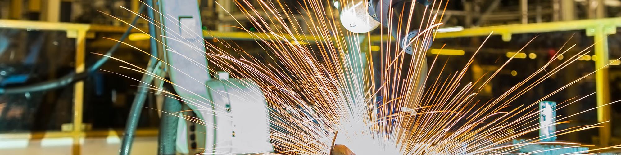 机器人和焊接技术