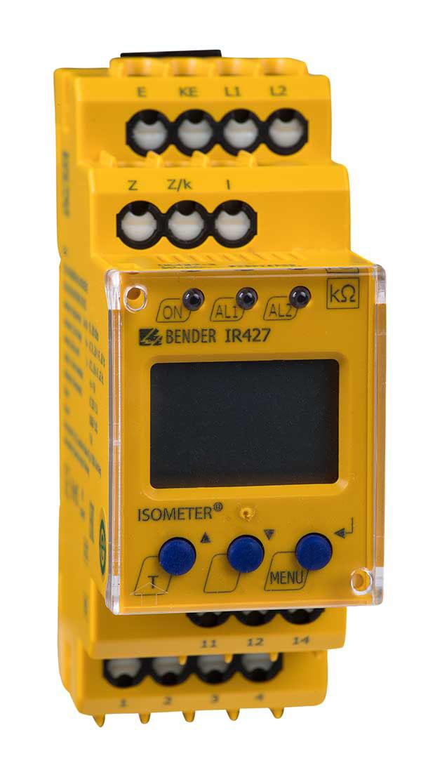 ISOMETER® IR427-LD+MK7-CN