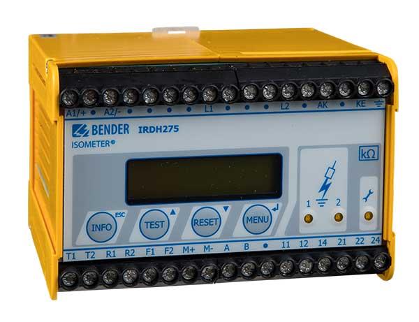 ISOMETER® IRDH275BM-7 + AGH675S-7…