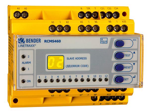 LINETRAXX® RCMS460-L