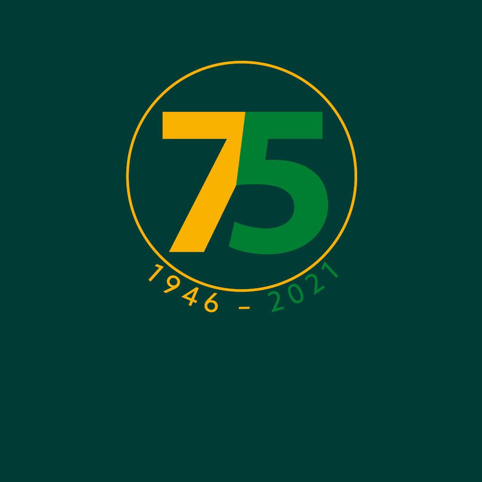 庆祝公司成立75周年